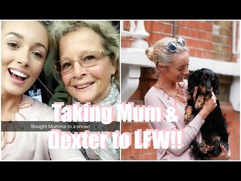 Taking Mum & Dexter to London Fashion Week!   |   Fashion Mumblr