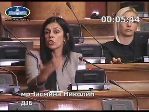 """Jasmina Nikolić: """"Narodna skupština izbačena iz odlučivanja o obrazovanju"""""""