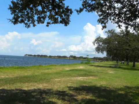 New Orleans City Park and Lake Ponchartrain