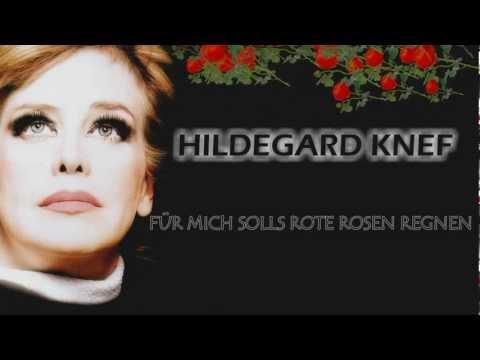 Hildegard Knef...Für mich solls rote Rosen regnen