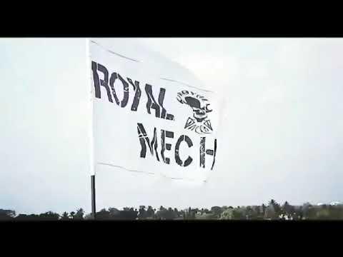 Royal mech theme