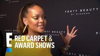 Rihanna Talks New Fenty Beauty Line at NYFW | E! Red Carpet & Award Shows