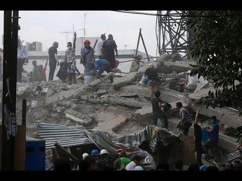 EN VIVO: Noticias Telemundo con lo último sobre el terremoto que sacudió hoy a Ciudad de México