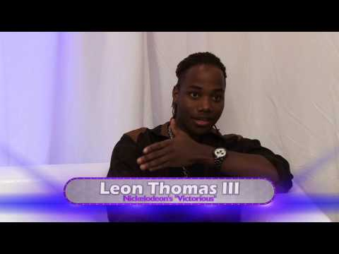 Premiere Event - Leon Thomas III - First Time On Set