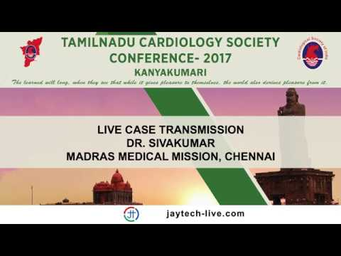 TANCSI 2017, Dr Sivakumar, MMM, Chennai