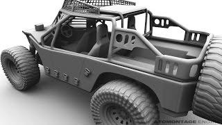 A 2GVx Buggy Model
