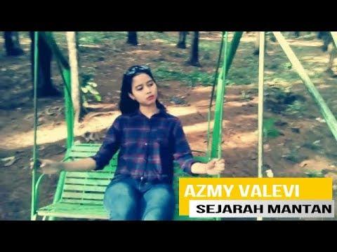 SEJARAH MANTAN - AZMY VALEVI [ video klip ] lagu sedih ft dilan 1990