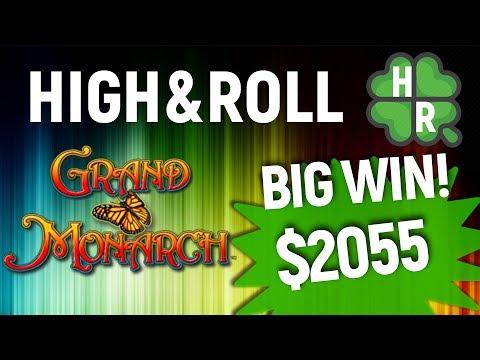 Play Grand Monarch Slot Machine Online (IGT) Free Bonus Game - 동영상