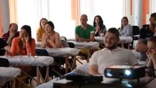 Начала обучение первая группа курса от Международной Школы Остеопатической Медицины (ISOM)