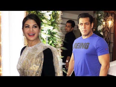 Jacqueline Fernandez & Salman Khan At Shilpa Shetty's Diwali Party 2018 thumbnail
