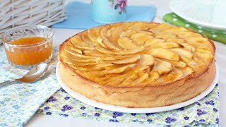 Gambar cover How to Make an Apple Tart - Simple Homemade Apple Tart Recipe