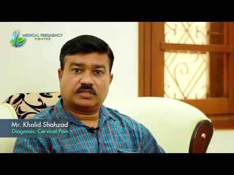Patient Review #3 - Mr Khalid Shahazad