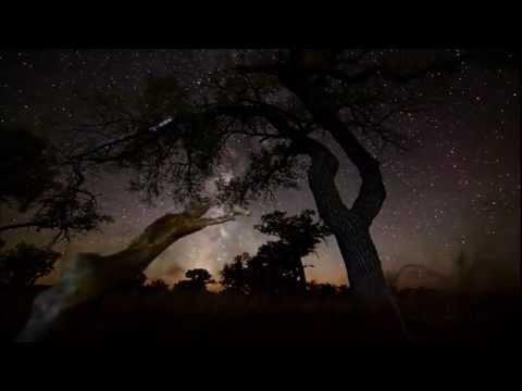 HD Night Sky - Owl City - Meteor Shower (Piano Version)
