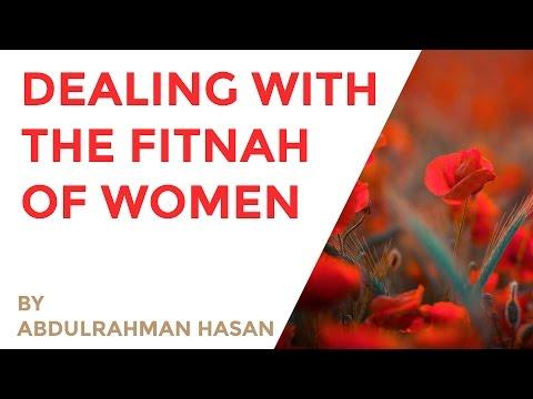 Dealing With The Fitnah Of Women || Ustadh AbdulRahman Hassan
