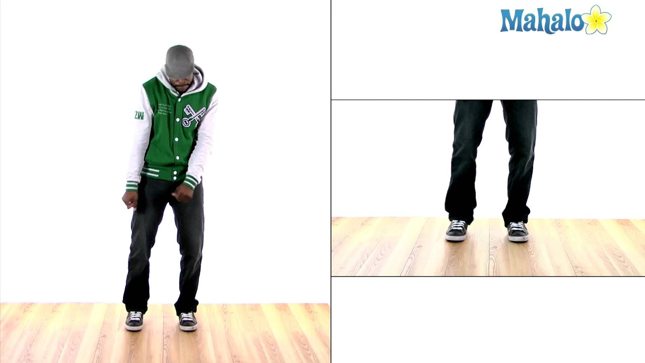 How to Dance a shuffle and running man switch « Dance ...