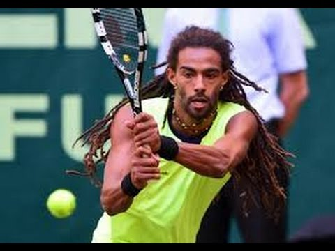 Dustin Brown vs Rafael Nadal FULL MATCH HD Halle 2014