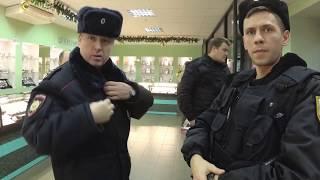 Незаконные задержание и запрет видеосъёмки. Неграмотная охрана и полиция