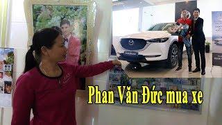 Thăm nhà Phan Văn Đức ở Nghệ An trước khi mua ô tô đưa mẹ đi chơi tết 2019