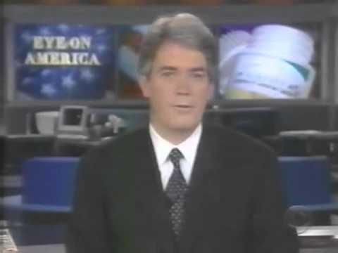 CBS Evening News February 20 2001 Details