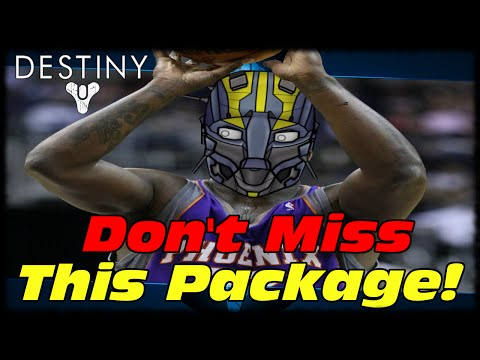 Banshee Back At It! Don't Miss This Package! Destiny Week 33 Arms Day Foundry Order Rewards Guide!
