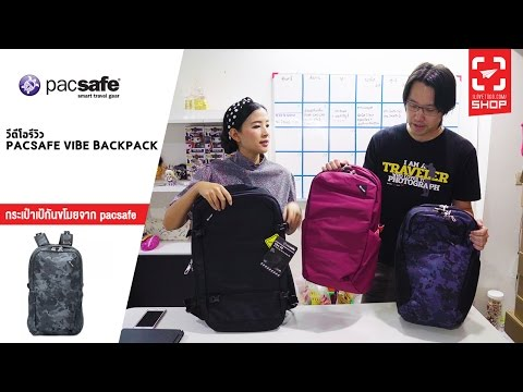 Shop124 Pacsafe Vibe Backpack