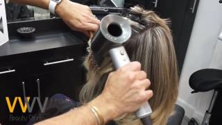 Dyson Supersonic Hair Dryer Pro in Action!