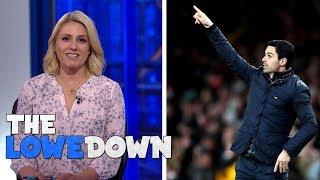 Premier League Weekend Roundup: Matchweek 27 | The Lowe Down | NBC Sports