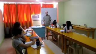 [필리핀어학연수] 세부 베스트셀라어학원 원어민 수업동영…