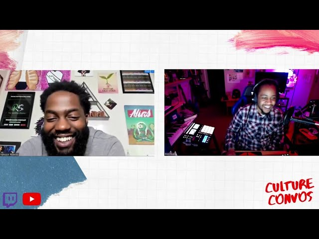Culture Convos Episode 3 - Fransisco Phoenics and Dom Root