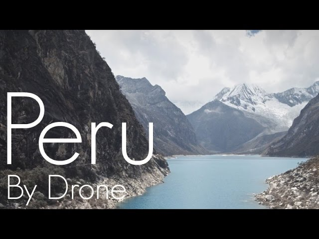 Drone Video High Above Peru by Featured Creator Andreas Giesen