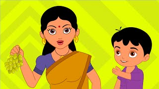 Dhartchai - Chellame Chellam - Cartoon/Animated Tamil Rhymes For Kuttys