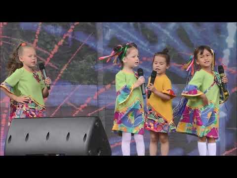 Среднеуральск День города 2019   Праздничный концерт на центральной площади города
