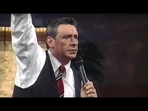 Pastor Rod Parsley - Raise the Standard Conference 2003 (Part 2)