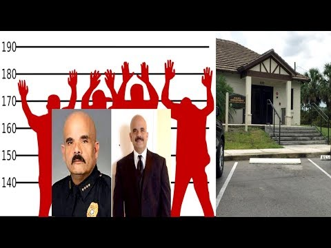 Florida Police Chief & 3 Cops Sentenced To Prison For Framing Innocent Black People.