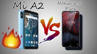 Mi A2 VS Nokia 6.1Plus | Which one to choose | Hindi | Mr.V