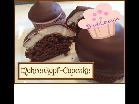 DIY schokokuss / cupcake / Marshmallow Creme / Backlounge