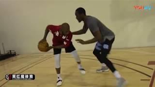 【籃球單挑】安東尼與保羅籃球單挑,保羅強突甜瓜,安東尼被防成三不沾了