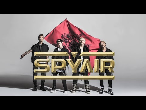 SPYAIR 5th Album「KINGDOM」-Trailer-