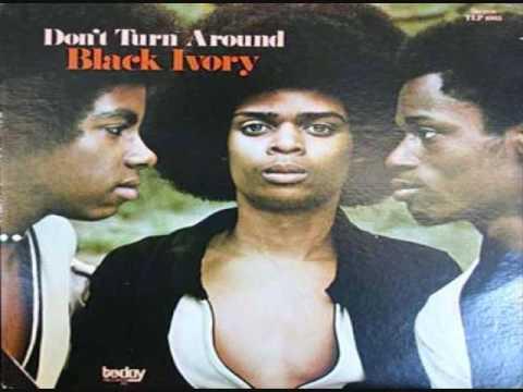 Black Ivory - Don't Turn Around LP 1972