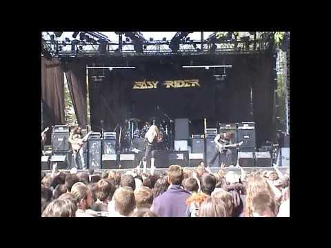 Easy Rider live at Viñarock 2003 full show