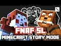 BABY vs FREDDY FAZBEAR! FNAF Sister Location Theme Minecraft Story Mode