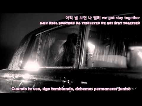 2NE1 - Stay Together ( Sub Español + Romanizacion + Hangul )