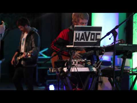 Enter Shikari - Gap In The Fence LIVE on BBC Introducing... in Beds, Herts and Bucks
