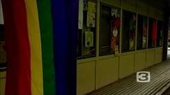UCD Students React To Anti-Gay Graffiti