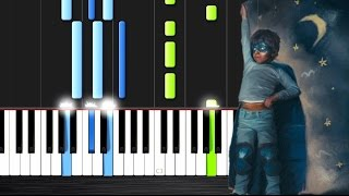 The Chainsmokers Coldplay Something Just Like This - Piano Tutorial by PlutaX.mp3