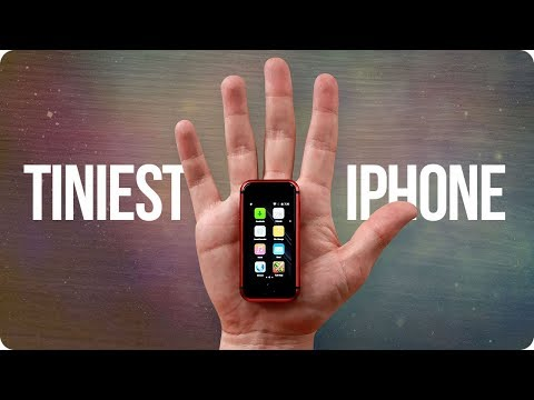 The 1-inch iPhone Exists