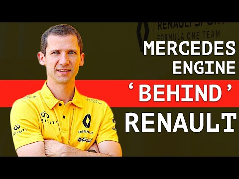 Renault Engine is Ahead of Mercedes - Hamilton Exit Provides an Opportunity