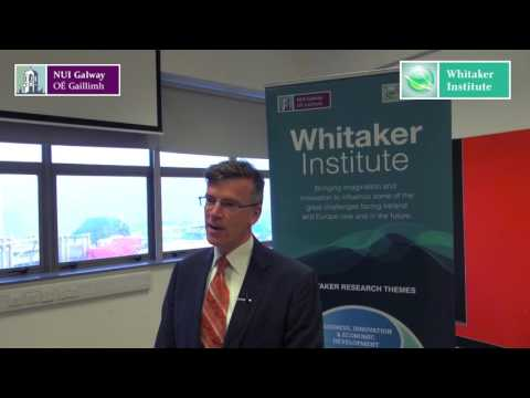 The Impact of TK Whitaker – NUI Galway