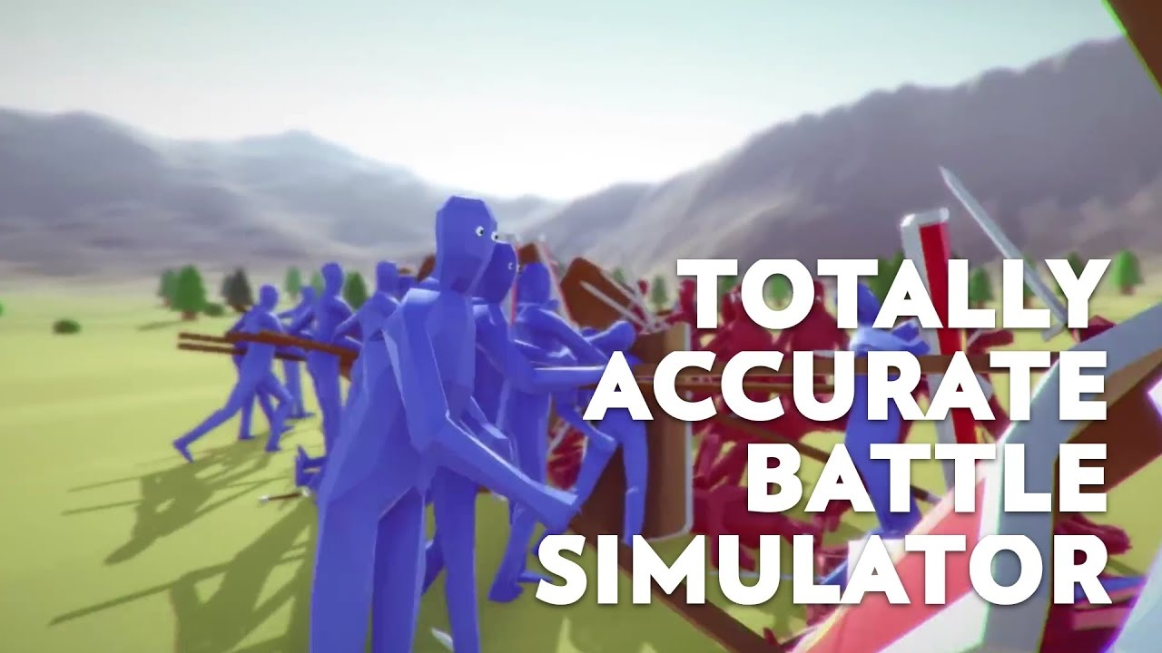 play totally accurate battle simulator no download