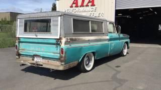 '65 GMC pickup!